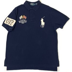 Big Pony Polo by Ralph Lauren Argentina Track